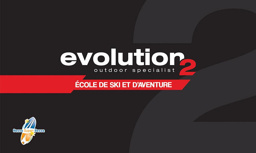 Evolution 2 Super besse - école de ski et d'aventures