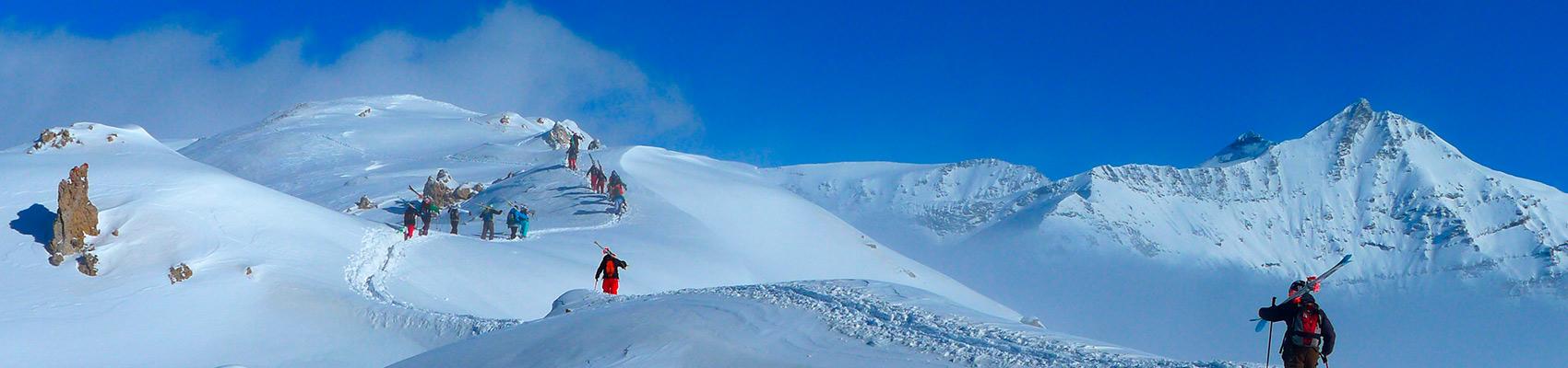 Ski Freeride avec guide à Superbesse - Evolution 2