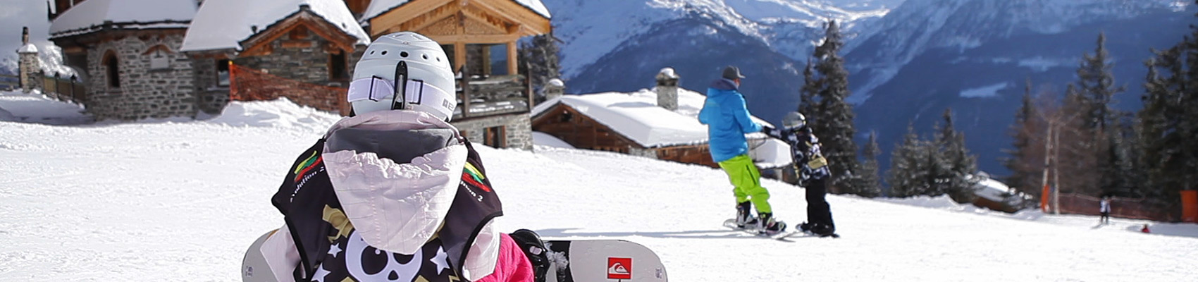 Riglet Park snowboard à Superbesse - Evolution 2