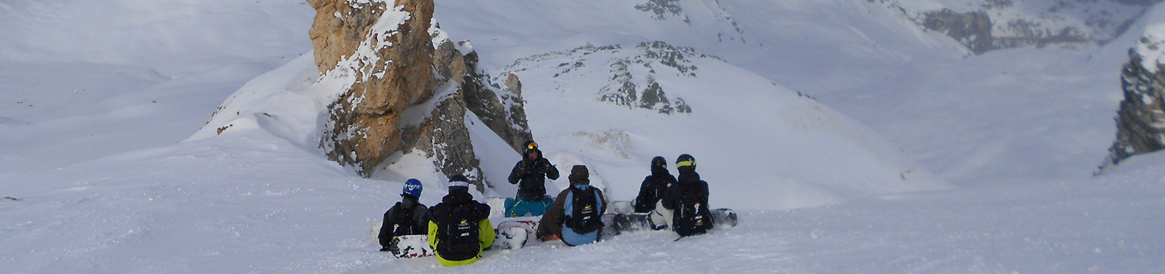 Stage Snowboard à Superbesse - Evolution 2