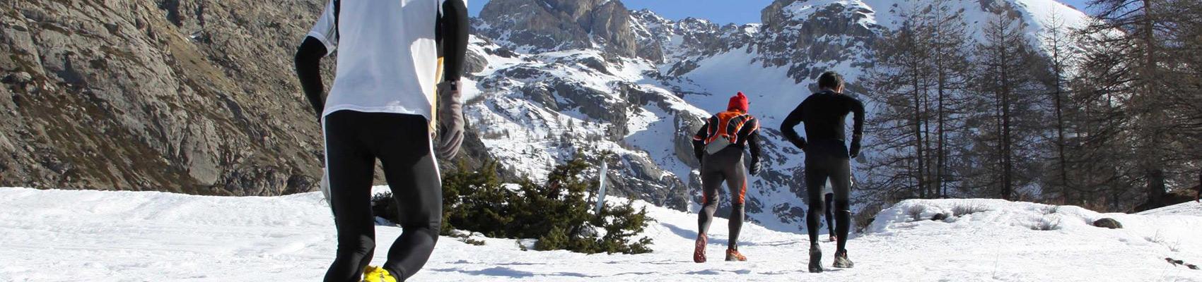 Trail hivernal à Superbesse - Evolution 2