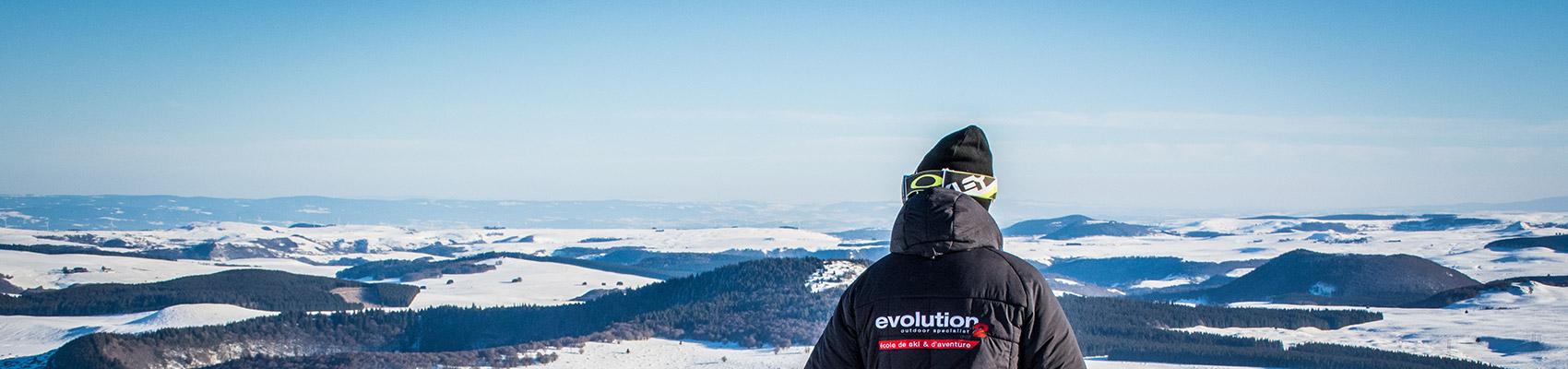 Cours de ski avec moniteur privé à Super besse